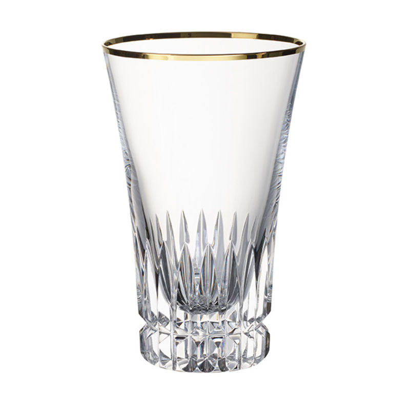 Villeroy & Boch - Grand Royal Gold - wysoka szklanka - pojemność: 0,4 l