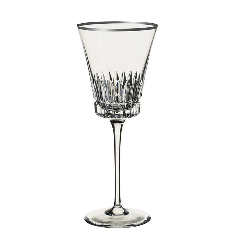 Villeroy & Boch - Grand Royal Platinum - kieliszek do czerwonego wina - pojemność: 0,33 l