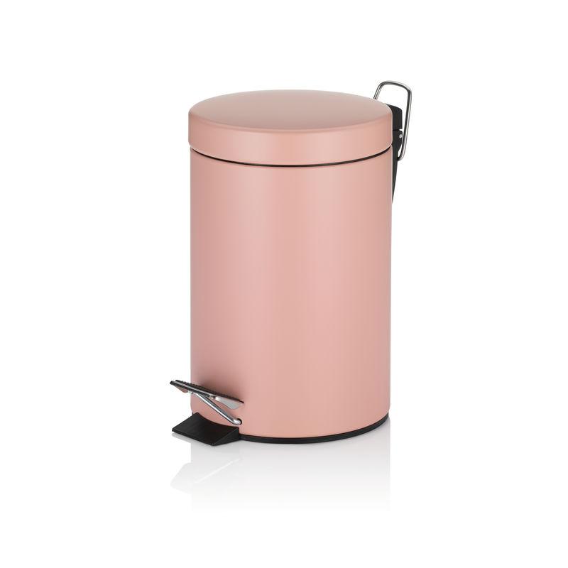 Kela - Rose - mały kosz na śmieci - 3 l