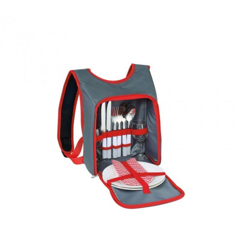 Cilio - Lido - termiczny plecak piknikowy z wyposażeniem - dla 2 osób