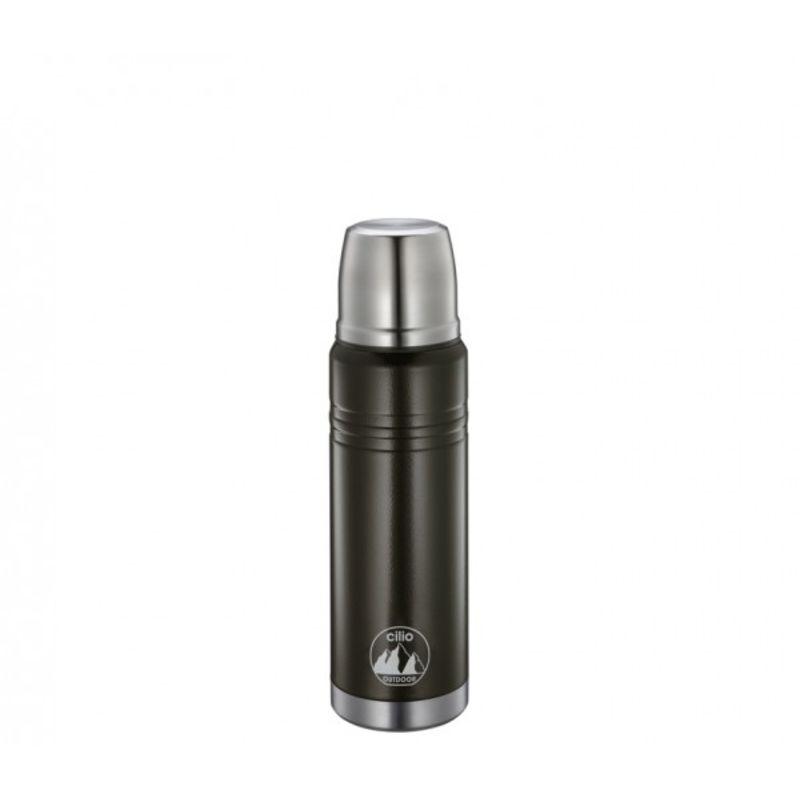 Cilio - Monte - stalowy termos - pojemność: 0,5 l