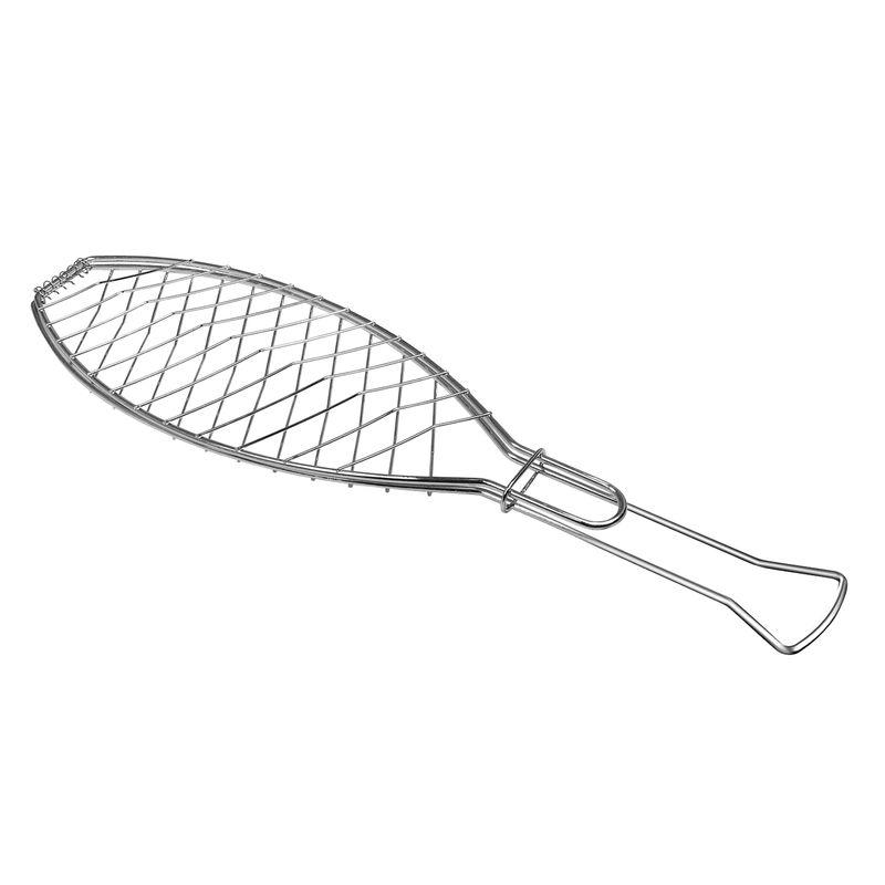 Küchenprofi - Easy - ruszt do grillowania ryb - długość: 53 cm