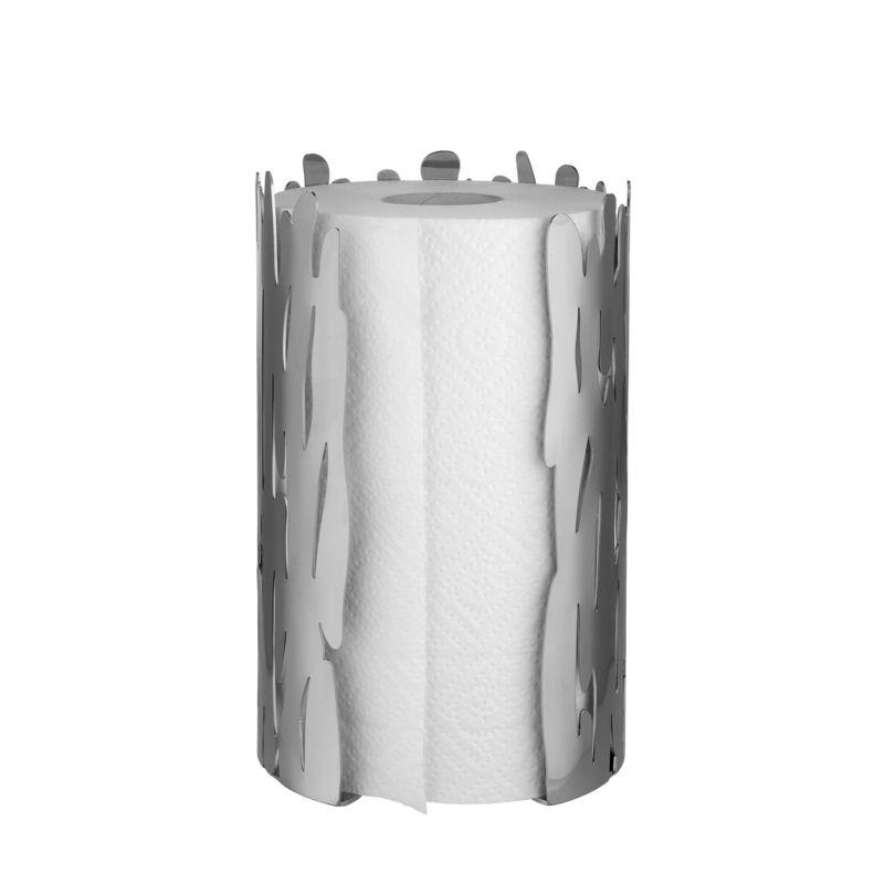 Alessi - Bark - stojak na ręczniki kuchenne - wysokość: 24 cm; średnica: 15,5 cm