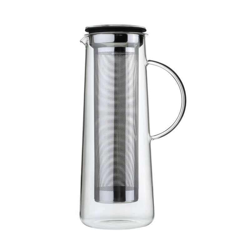 Zassenhaus - Aroma Brew - dzbanek z zaparzaczem - na 8 filiżanek