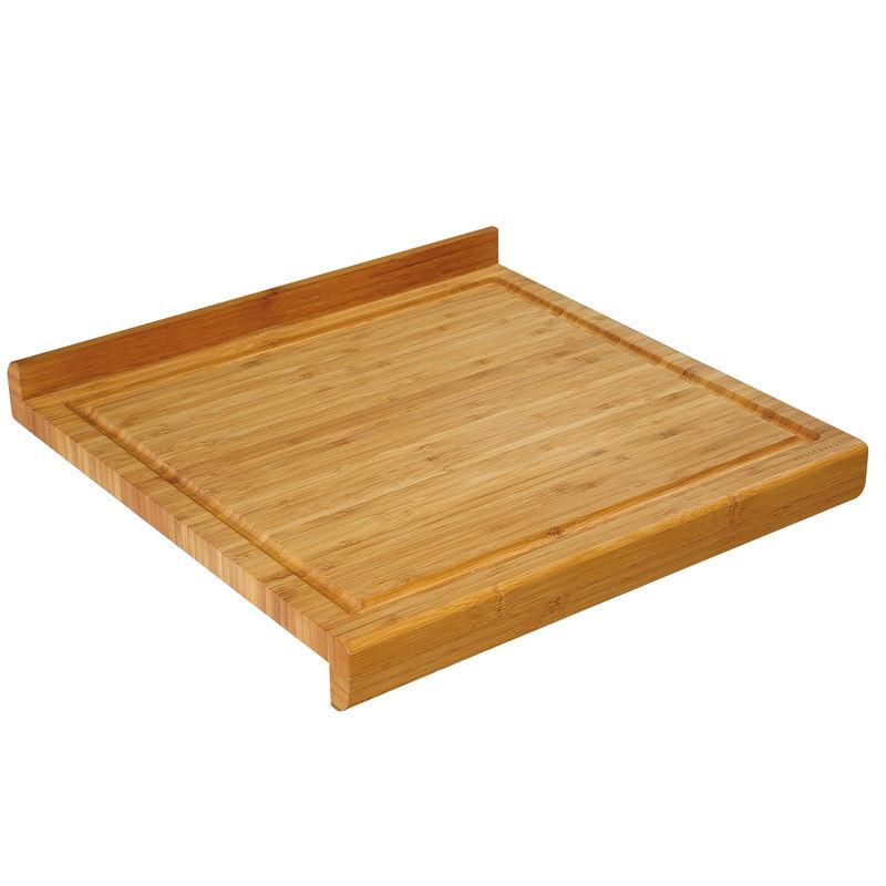 Zassenhaus - Eco Line - bambusowy blok do krojenia - 39 x 39 x 4,5 cm
