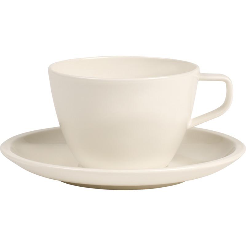 Villeroy & Boch - Artesano Original - filiżanka do kawy z mlekiem ze spodkiem - pojemność: 0,4 l