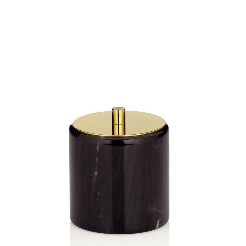 Kela - Liron - pojemnik na waciki - wysokość: 11 cm