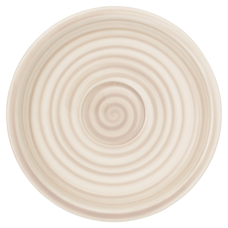 Villeroy & Boch - Artesano Nature Beige - spodek do filiżanki do espresso - średnica: 12 cm