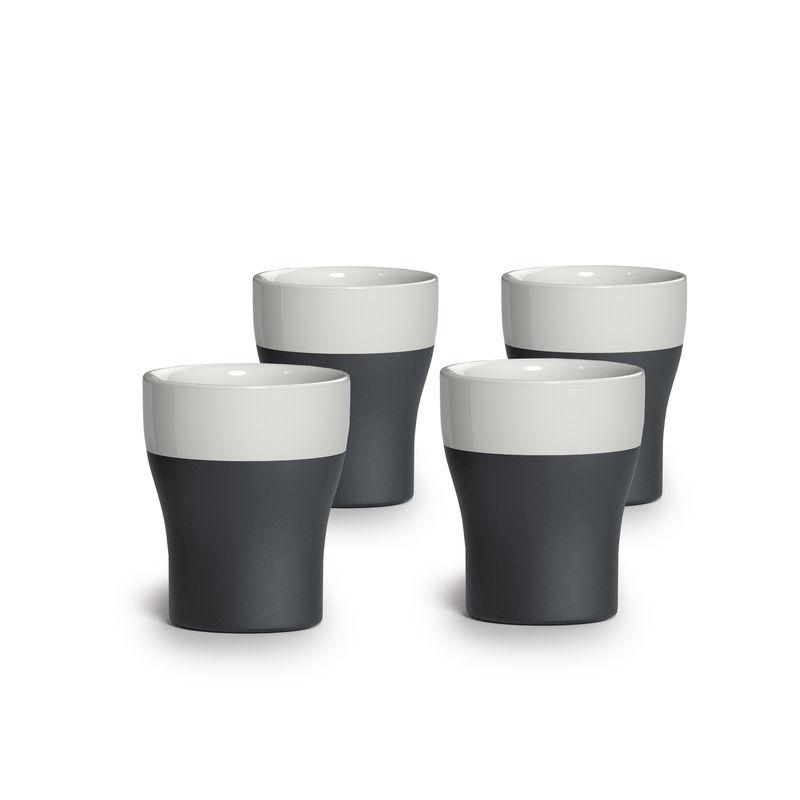 Magisso - ceramika chłodząca - 4 kieliszki - pojemność: 50 ml