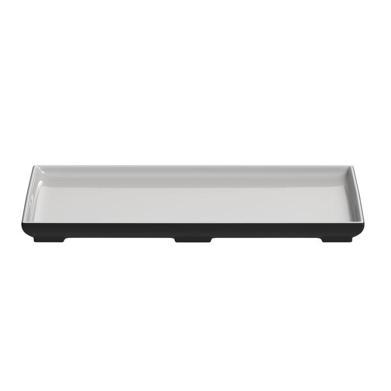 Magisso - ceramika chłodząca - półmisek prostokątny - wymiary: 14 x 28 cm