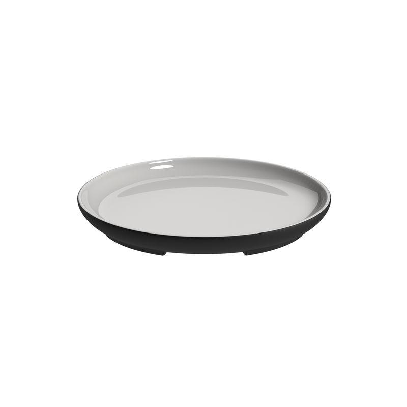 Magisso - ceramika chłodząca - talerz sałatkowy - średnica: 20 cm