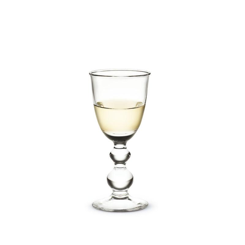 Holmegaard - Charlotte Amalie - kieliszek do białego wina - pojemność: 0,13 l