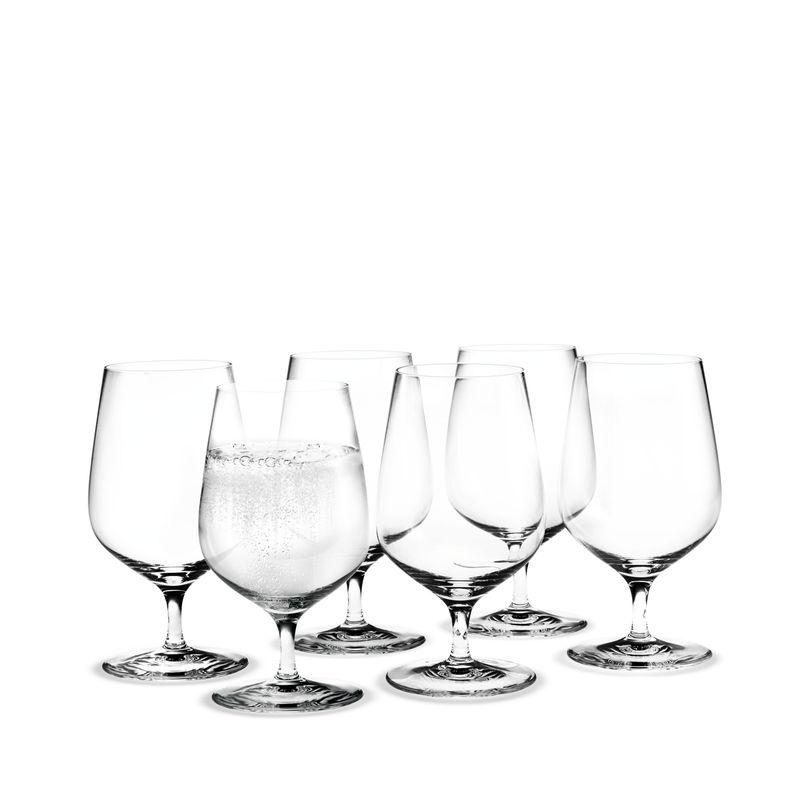 Holmegaard - Cabernet - 6 kieliszków do zimnych napojów - pojemność: 0,36 l