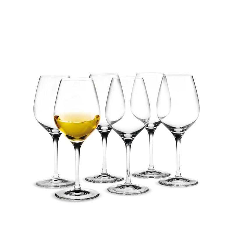 Holmegaard - Cabernet - 6 kieliszków do sherry - pojemność: 0,28 l