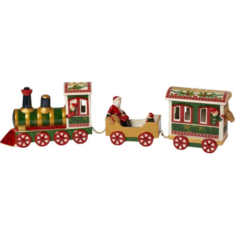 Villeroy & Boch - Christmas Toys Memory - ekspres świąteczny - lampion - wymiary: 55 x 8 x 15 cm