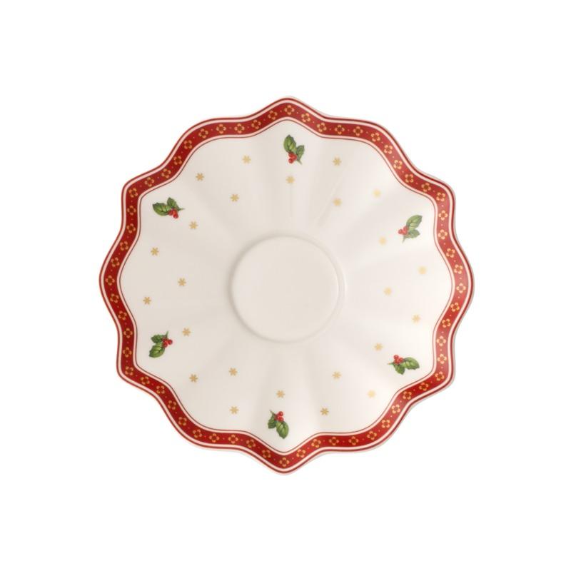 Villeroy & Boch - Toy's Delight - spodek do filiżanki do kawy lub herbaty - średnica: 17 cm