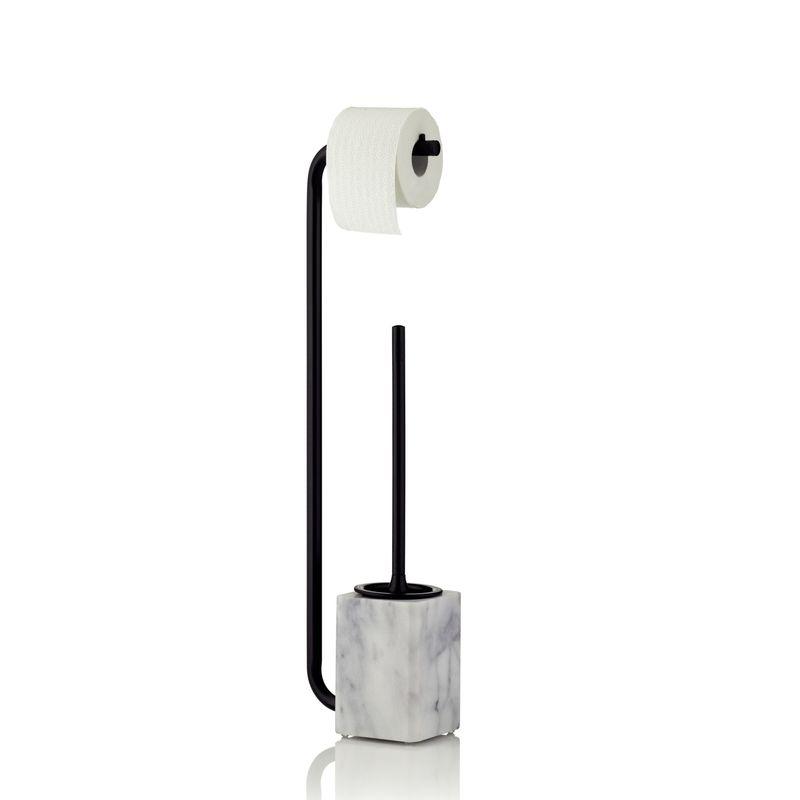 Kela - Varda - zestaw toaletowy - wysokość: 71,5 cm