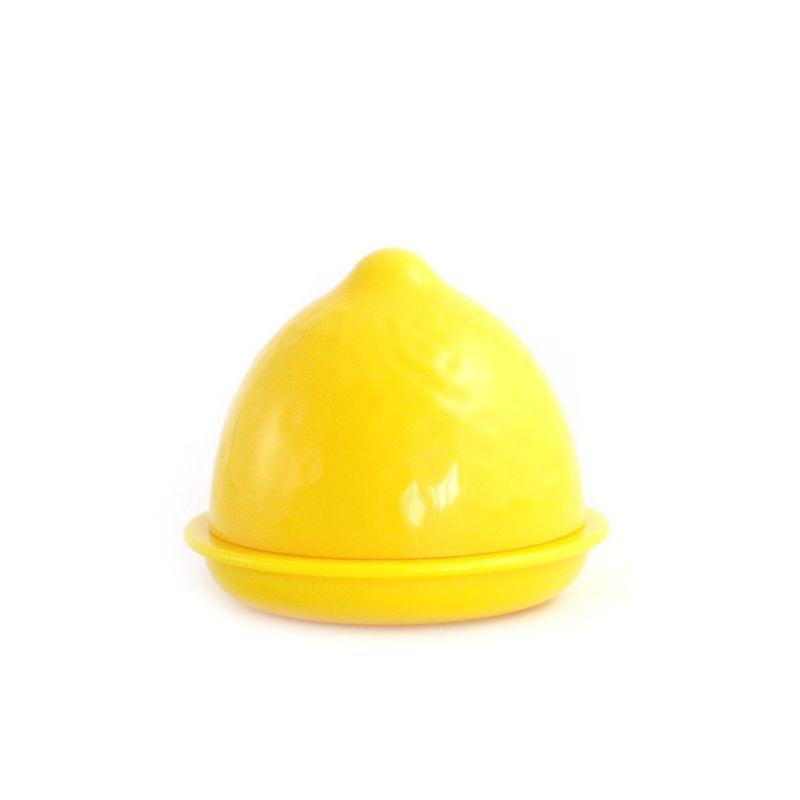 MSC - pojemnik do przechowywania cytryny - średnica: 9 cm