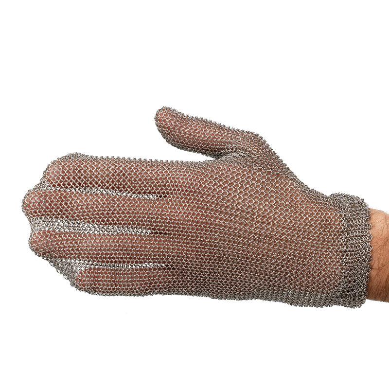 Küchenprofi - O'Safe - stalowa rękawica do otwierania ostryg - uniwersalny rozmiar