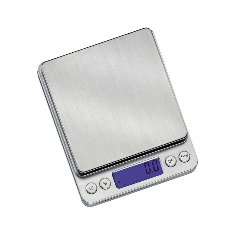 Zassenhaus - Barista - cyfrowa waga do kawy - wymiary: 10,5 x 13 x 2 cm
