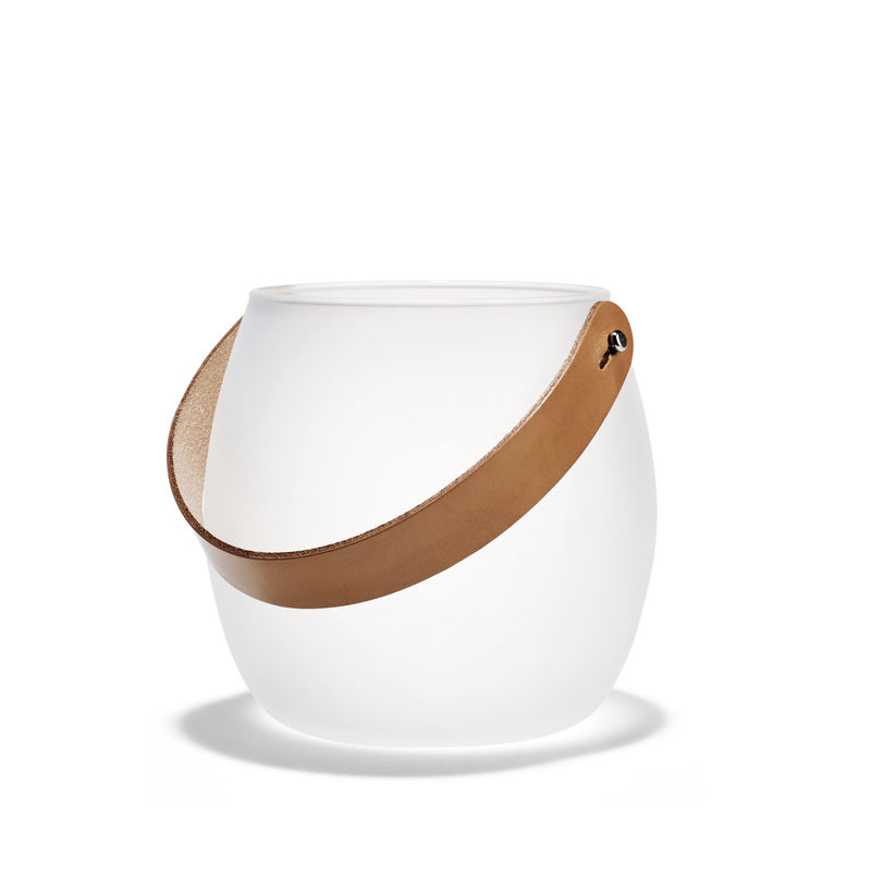Holmegaard - Design with Light - wazon - wysokość: 16 cm