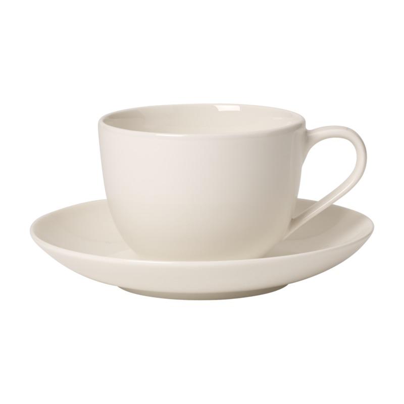 Villeroy & Boch - For Me - filiżanka do kawy ze spodkiem - pojemność: 0,23 l
