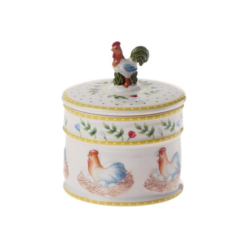 Villeroy & Boch - Spring Awakening - pojemnik na ciasteczka - średnica: 10,5 cm