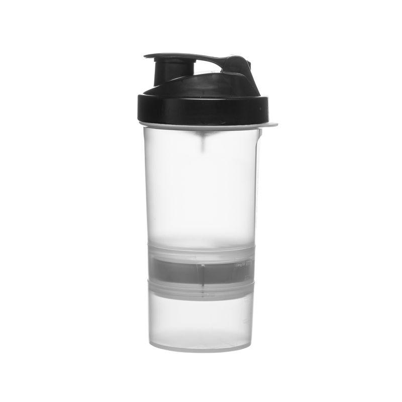 Sagaform - To Go - shaker sportowy - z pojemnikami na białko