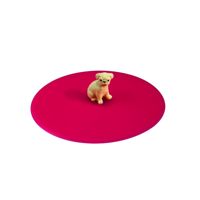 Lurch - My Lid - pokrywka silikonowa z pieskiem - średnica: 10,5 cm