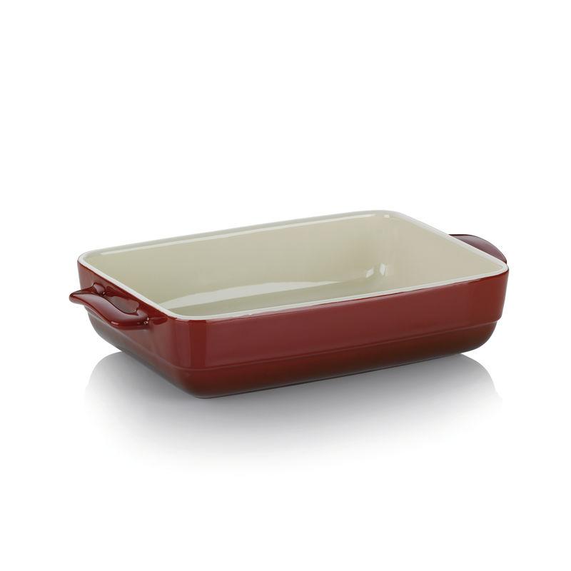 Kela - Malin - ceramiczne naczynie żaroodporne - wymiary: 32 x 19 x 6,5 cm