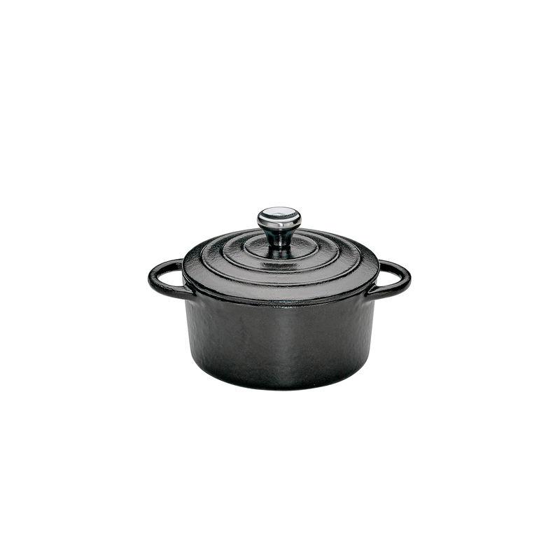 Küchenprofi - Provence - mały garnek żeliwny - średnica: 10 cm; pojemność: 0,3 l