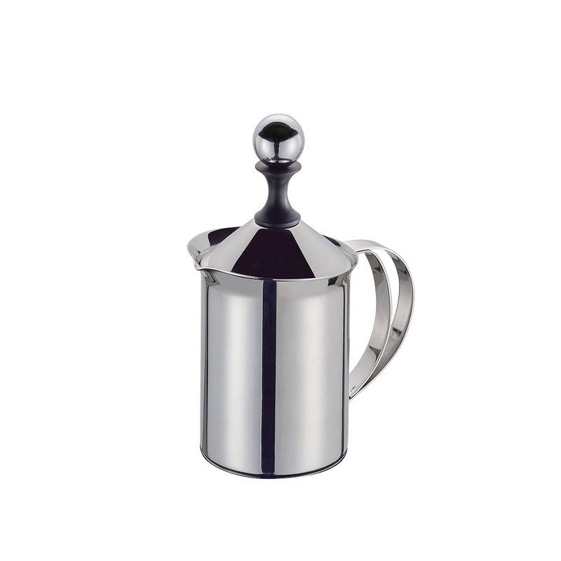 Cilio - Classic - stalowy spieniacz do mleka