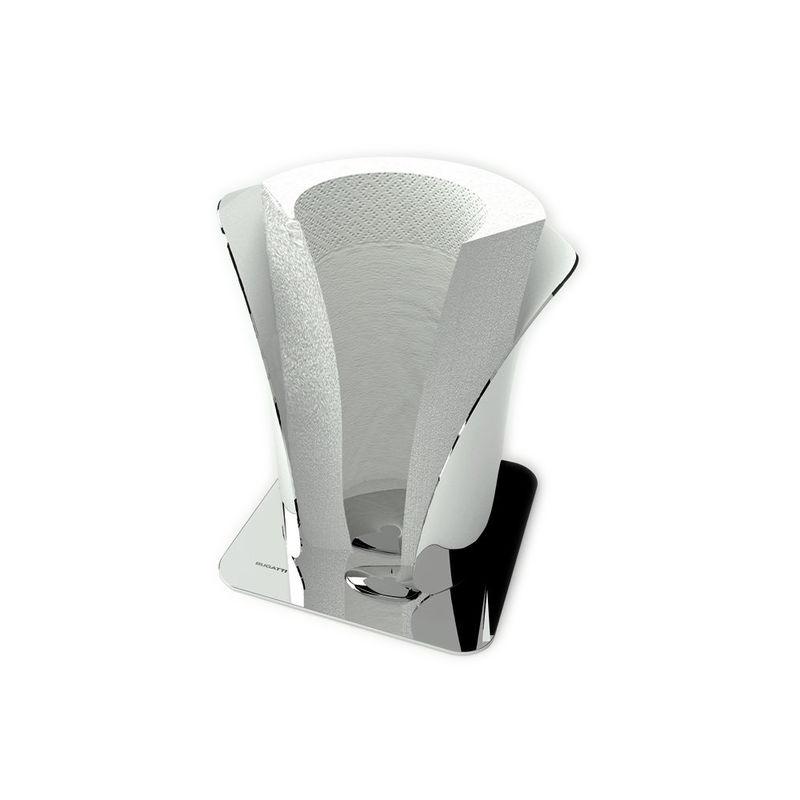 Bugatti - Acqua - serwetnik - wymiary: 13 x 13 x 16 cm