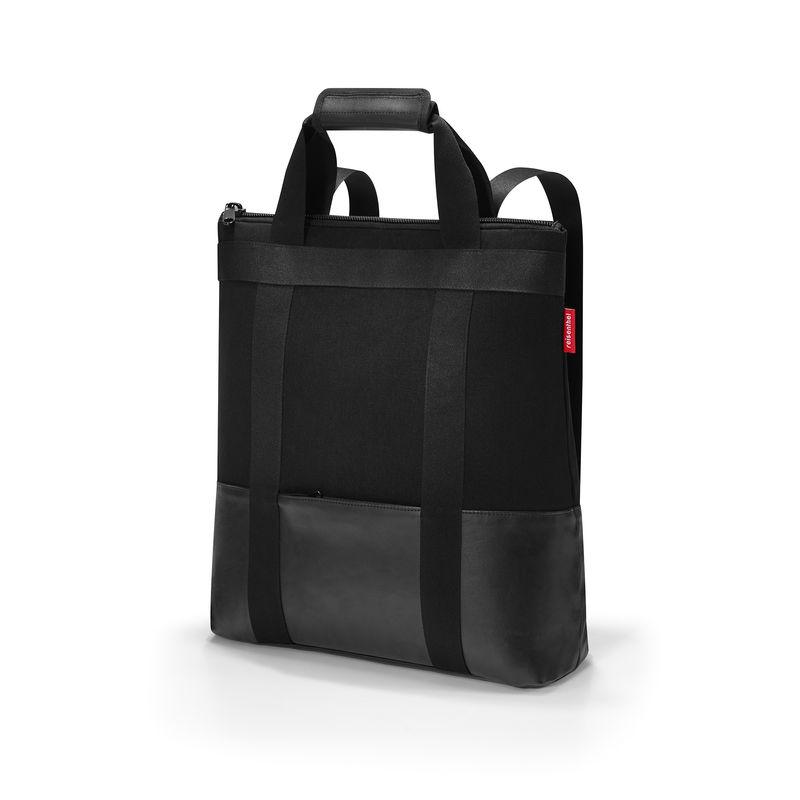 Reisenthel - Canvas - torba lub plecak - wymiary: 37 x 43 x 13 cm