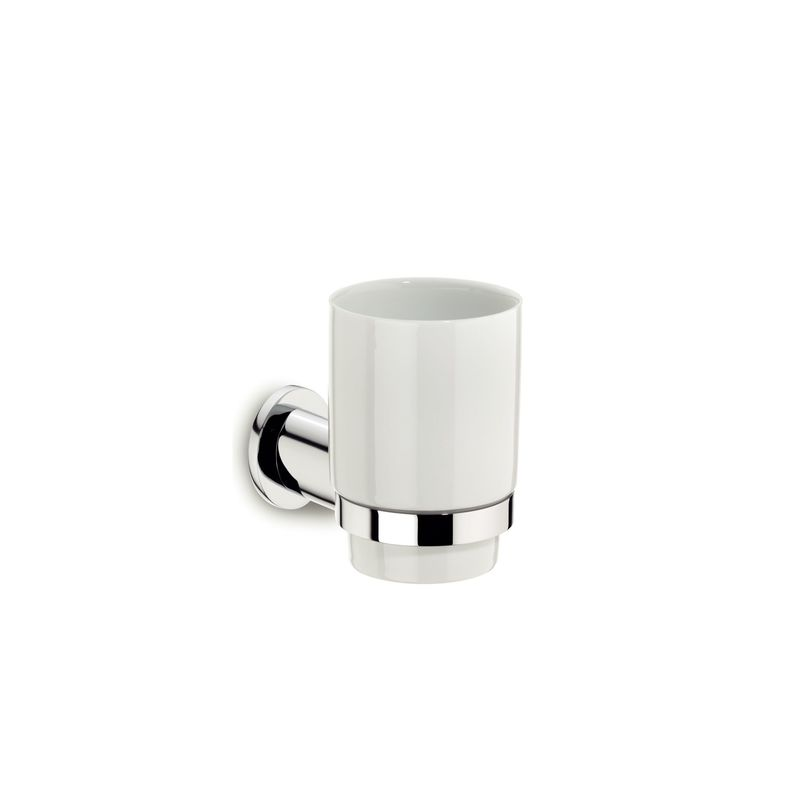 Kela - Makira - kubek łazienkowy - średnica: 7 cm