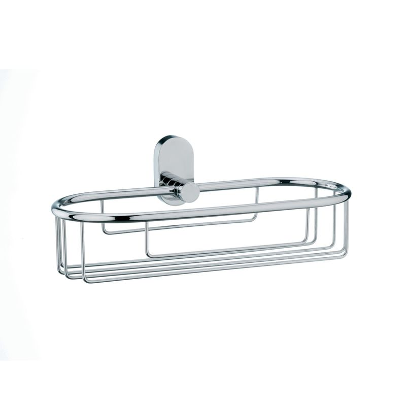 Kela - Lucido - półka-koszyk - 26 x 10,5 x 9,5 cm