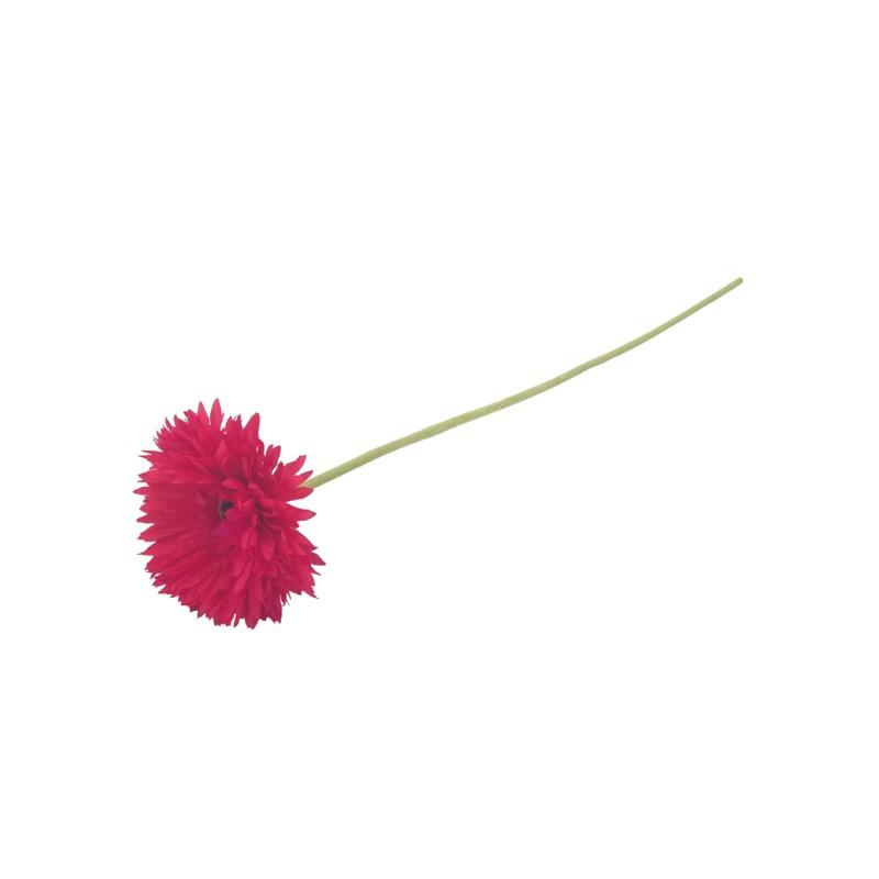 Villeroy & Boch - Artificial Flowers - sztuczny kwiat - gerbera czerwona - długość: 60 cm