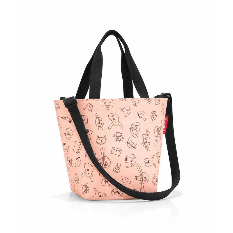 Reisenthel - shopper XS kids - torba dla dzieci - wymiary: 31 x 21 x 16 cm