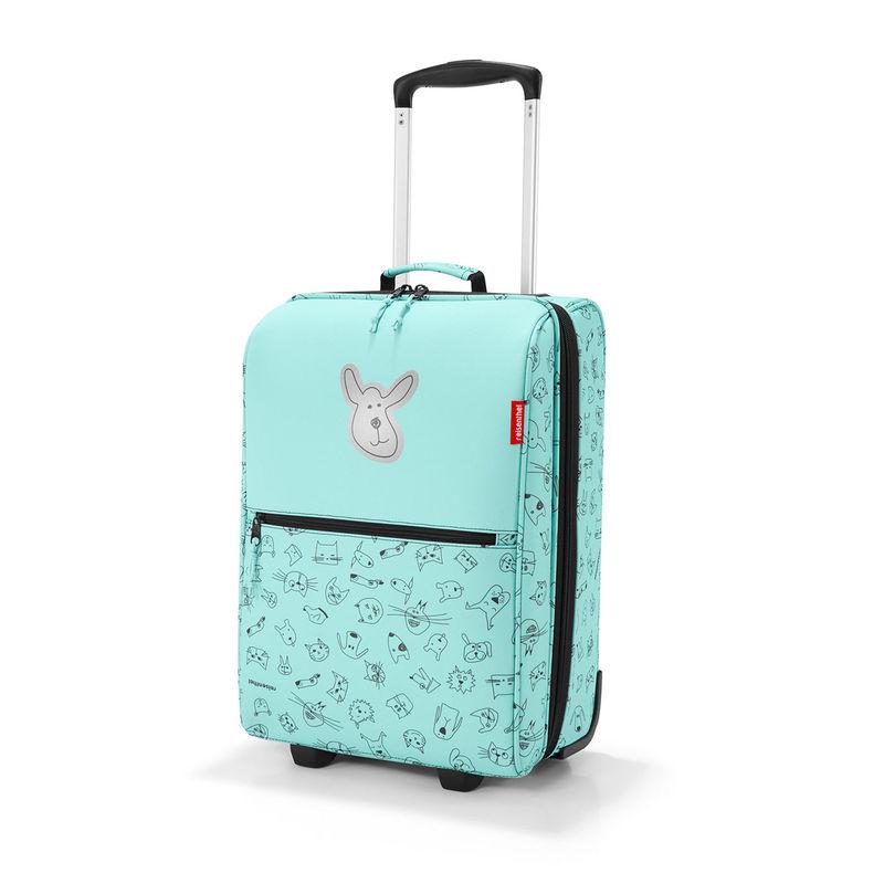 Reisenthel - trolley XS kids - walizki dla dzieci - wymiary: 29 x 43 x 18 cm