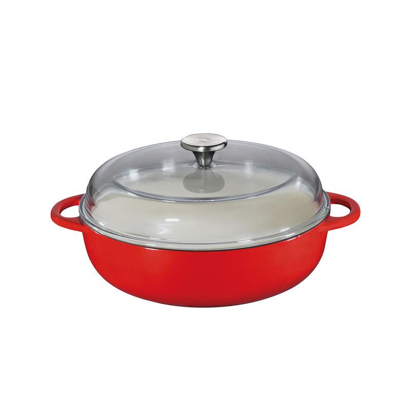 Küchenprofi - Provence - brytfanna żeliwna - średnica: 24 cm; pojemność: 2,5 l