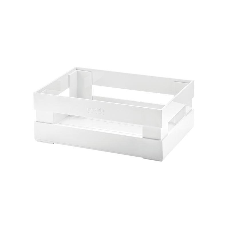 Guzzini - TIDY & STORE - skrzynka do przechowywania - wymiary: 22,5 x 15,5 x 8 cm