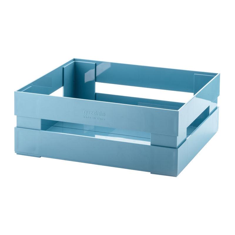 Guzzini - TIDY & STORE - skrzynka do przechowywania - wymiary: 30,5 x 22,5 x 11,5 cm