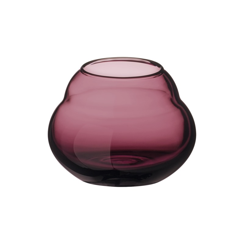Villeroy & Boch - Jolie Mauve - świecznik na tealight - wysokość: 9,5 cm