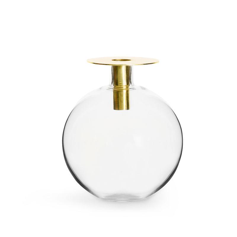 Sagaform - Interior - świecznik lub wazon - wysokość: 18 cm