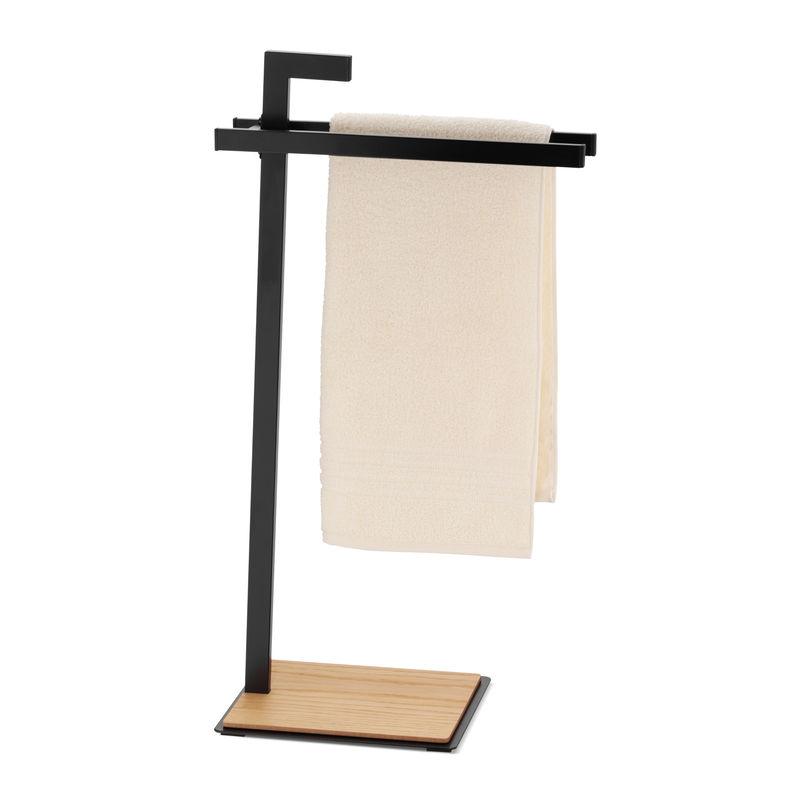 Kela - Oak - wieszak na ręczniki - wysokość: 82,5 cm
