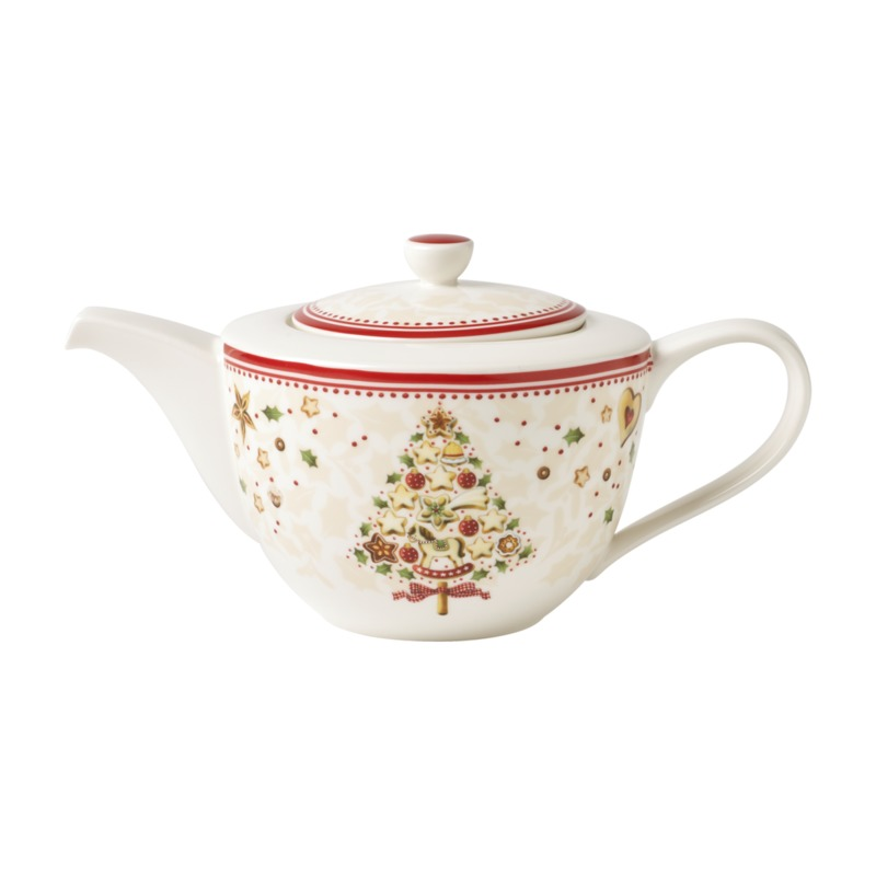 Villeroy & Boch - Winter Bakery Delight - dzbanek do herbaty - pojemność: 1,3 l