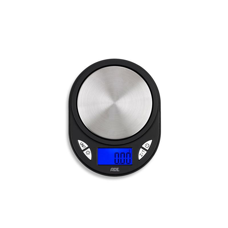 ADE - precyzyjna waga kieszonkowa - nośność: do 100 g