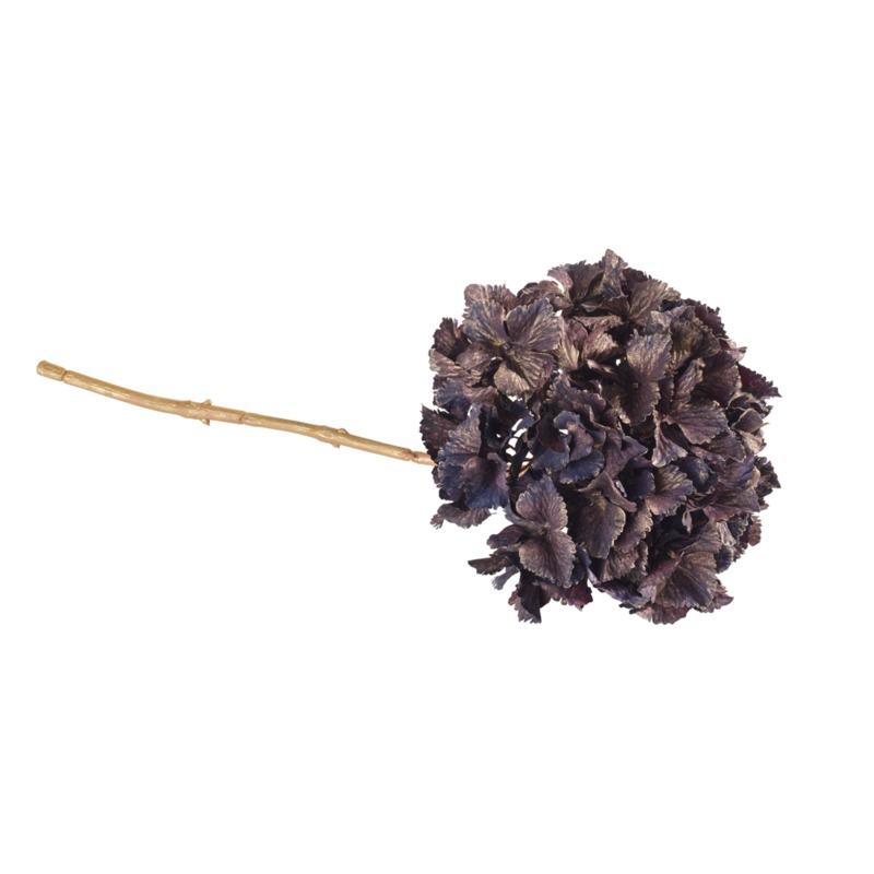 Villeroy & Boch - Berry Christmas - sztuczny kwiat - hortensja - długość: 50 cm