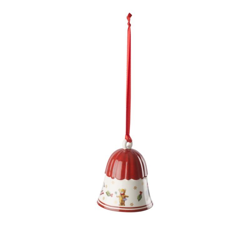 Villeroy & Boch - Toy's Delight Decoration - dzwonek - wysokość: 7 cm