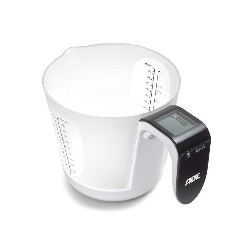 ADE - Franca - miarka z wagą - pojemność: 1,0 l